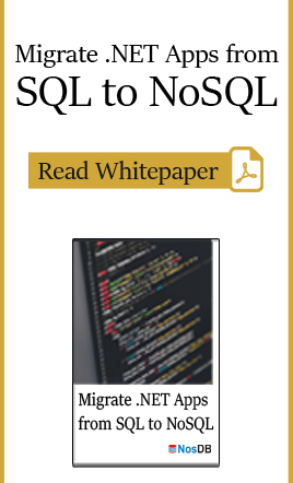 Migrate from SQL to NoSQL Whitepaper
